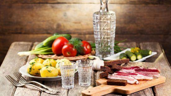 В чем преимущество водки перед остальным алкоголем