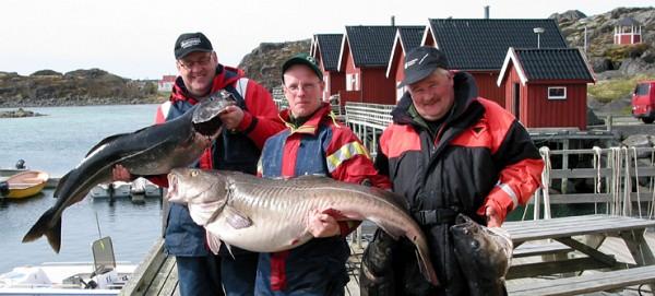Рыбалка в Норвегии: с Интернетом и горячим душем