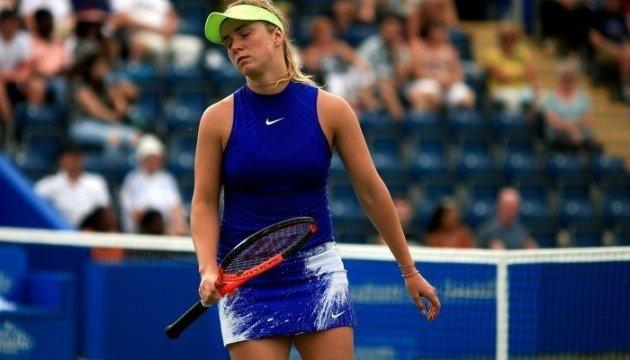 Свитолина проигрывает Бузарнеску и покидает Rolland Garros