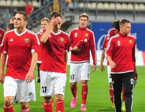 """Запорожский """"Металлург"""" не смог пройти аттестацию во Второй лиге и прекратил свое существование"""