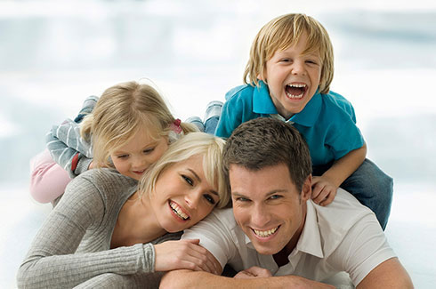 Гармоничные семейные отношения – какие они?