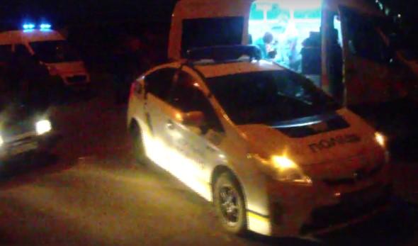 ДТП на Кичкасе: 17-летняя девушка сбила 2 пешеходов и скрылась с места аварии