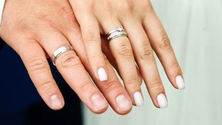 Какие обручальные кольца принесут новобрачным семейное счастье?