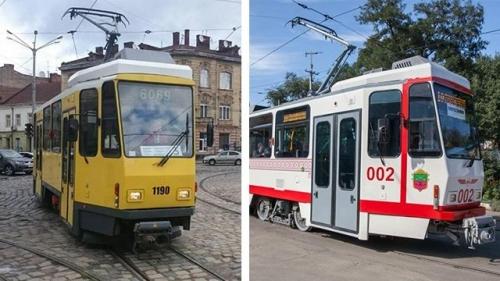 Запорожские трамваи оказались на 40% дороже львовских