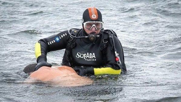 В Бердянске утонул 70-летний мужчина