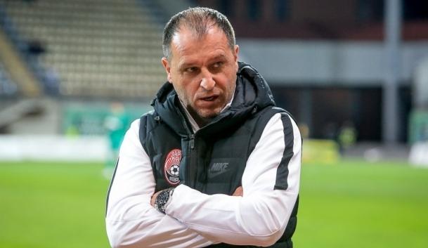 Вернидуб: Хочу чтобы «Заря» сыграла в финале Кубка Украины в Запорожье