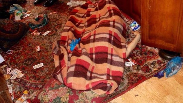 На Мазепи виявили тіло місцевого пенсіонера