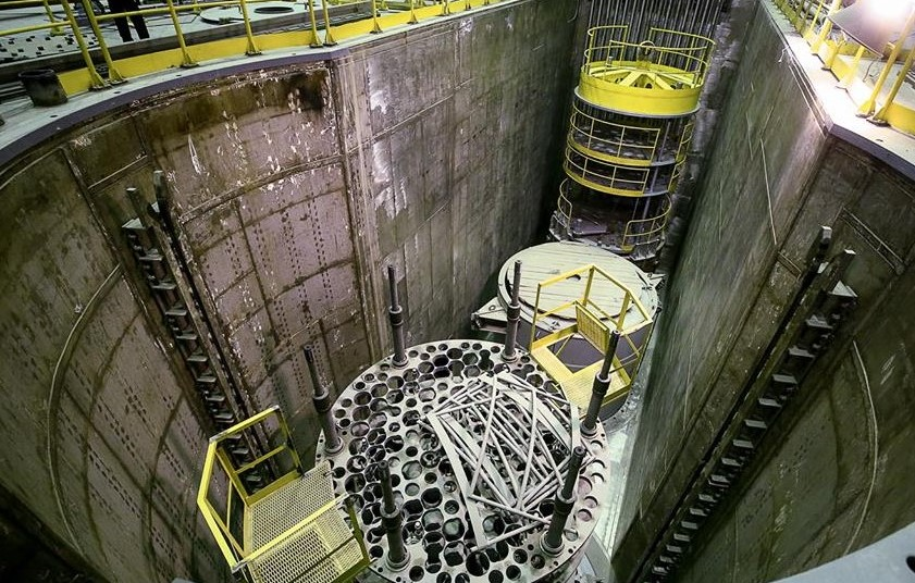 Реактор аэс картинки
