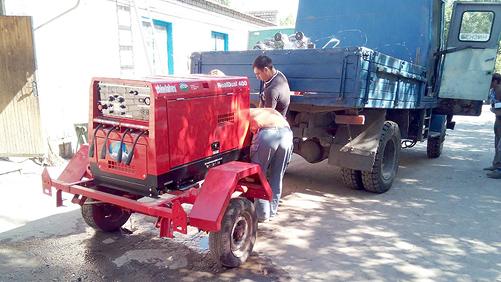 В Украине вырос спрос на оборудование Shindaiwa