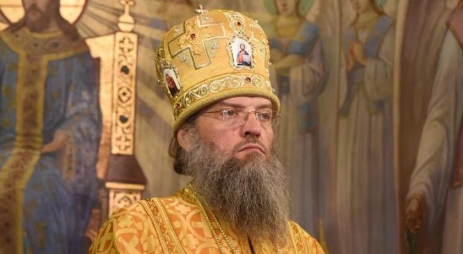 Запорожский митрополит УПЦ МП Лука истерично отреагировал на предоставление ПЦУ томоса