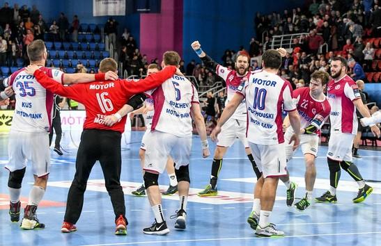 Лига чемпионов ЕГФ: «Мотор» обыгрывает «Скьерн» и выходит в плей-офф