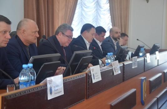 В прокуратуре Запорожской области состоялось совещание руководителей правоохранительных органов