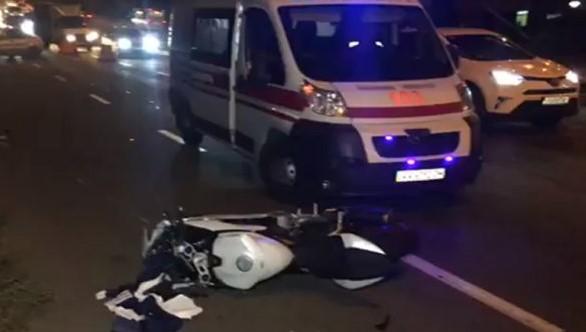 На Набережной мотоциклист насмерть сбил девушку, – ВИДЕО
