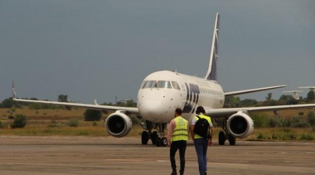 Запорожским аэропортом заинтересовались 15 авиакомпаний
