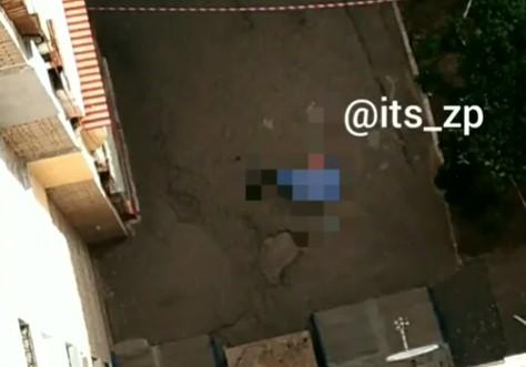 На Бабурке мужчина выбросился из окна многоэтажки: труп пролежал несколько часов