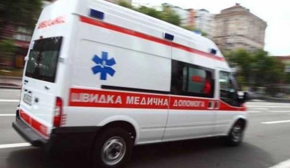 В Запорожской области 4-летний мальчик выпал с балкона