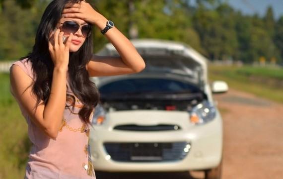 Что делать, когда ваш автомобиль заглох