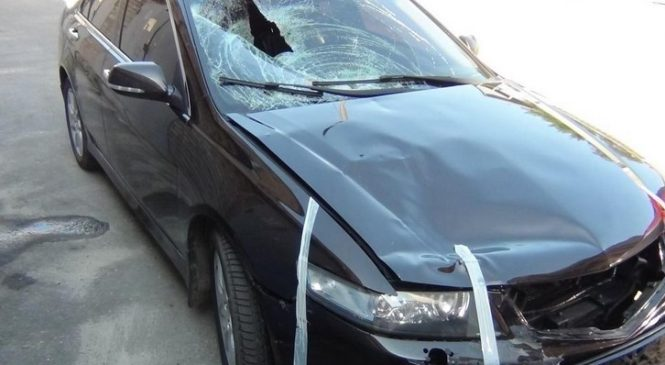 ДТП в Бердянске: водителя Honda Accord задержали в Запорожье