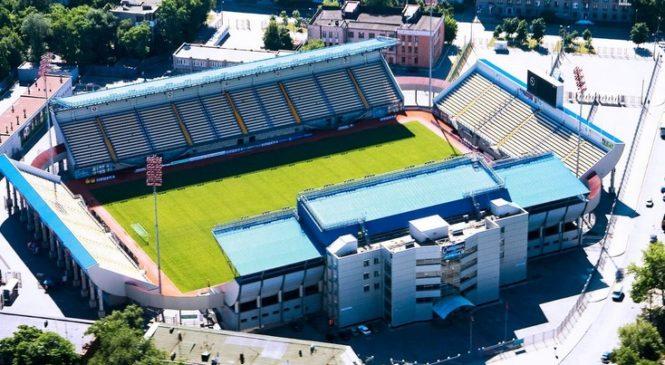 Сборная Украины по футболу сыграет товарищеский матч в Запорожье