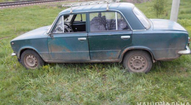 В Бердянске задержали угонщиков ВАЗ-2101