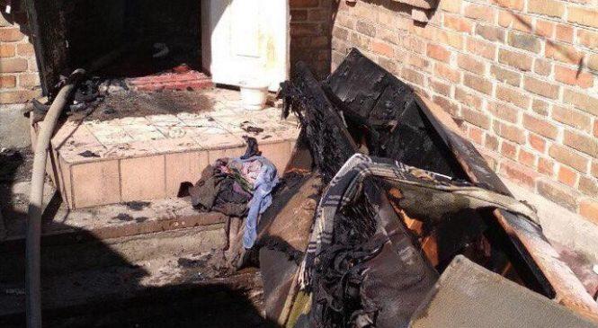 Пожар в Балабино: погибла 90-летняя женщина